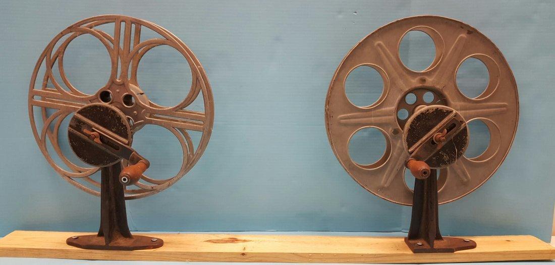 Vintage Movie Theater Film Rewinder - 2
