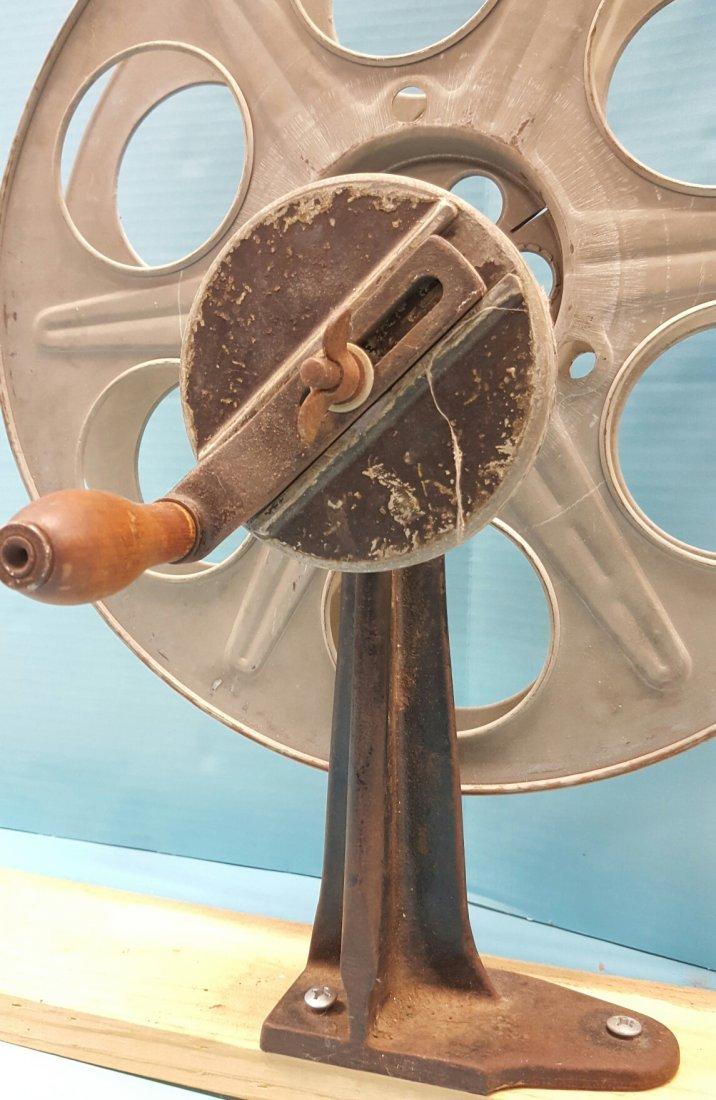 Vintage Movie Theater Film Rewinder - 5