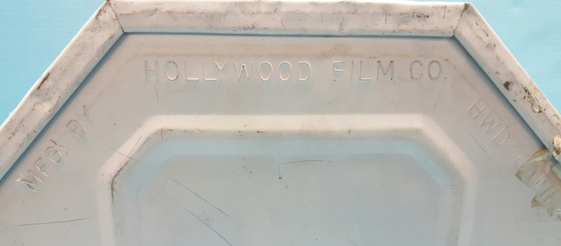 Hollywood Film Co. Vintage Film Canister - 2