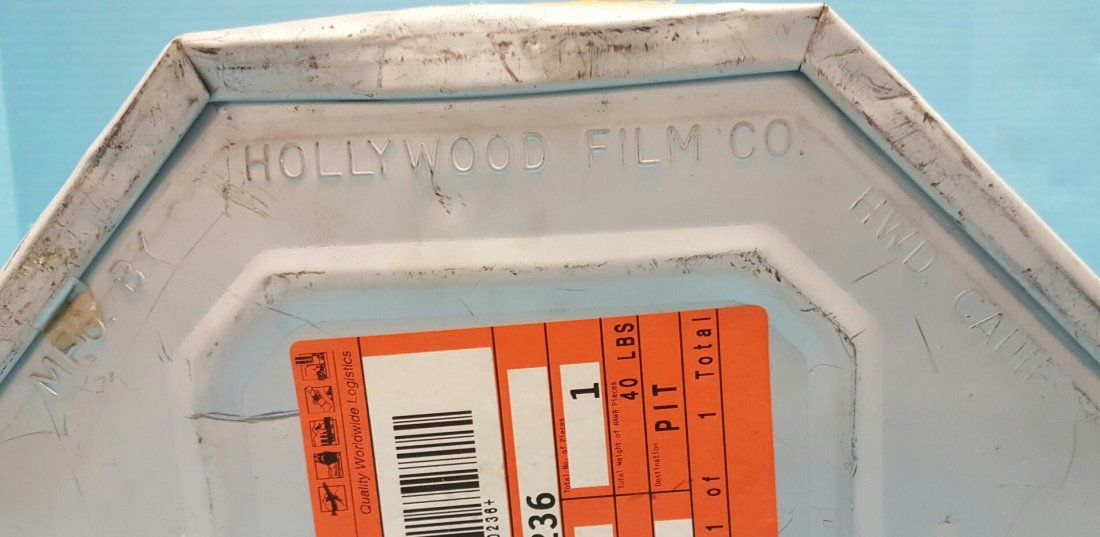Hollywood Film Co. Vintage Film Canister - 5
