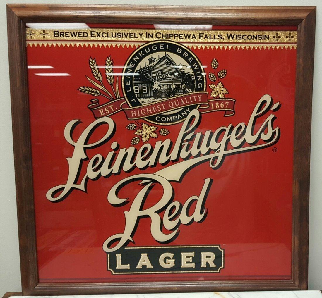 Leinenkugel's Red Lager Mirror