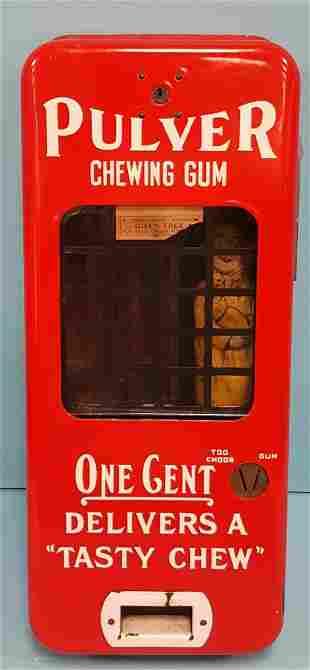 Porcelain Pulver Chewing Gum Machine