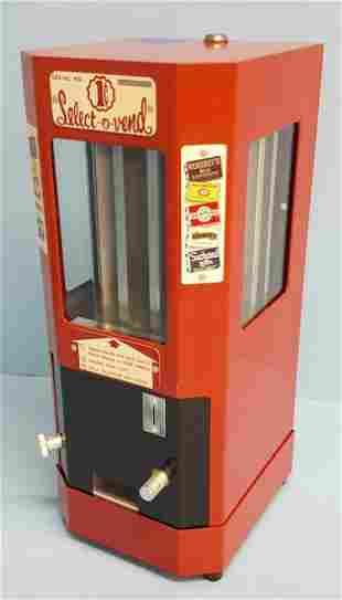 Select O Vend Candy Machine