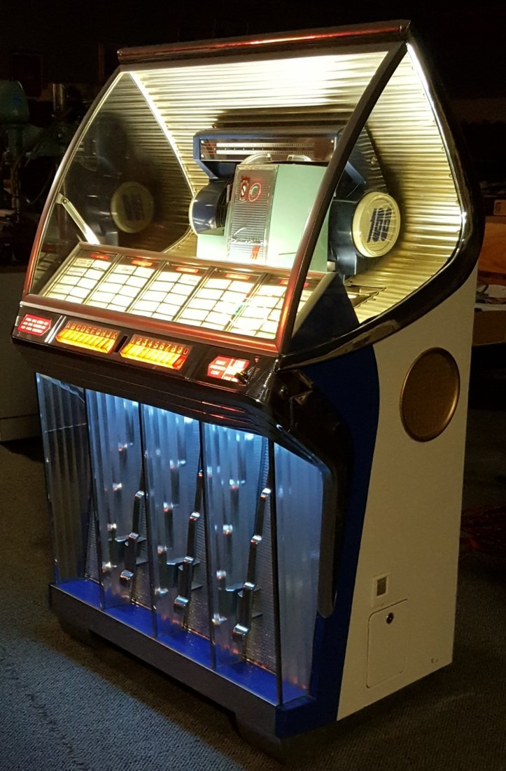 1954 Seeburg  Jukebox R100