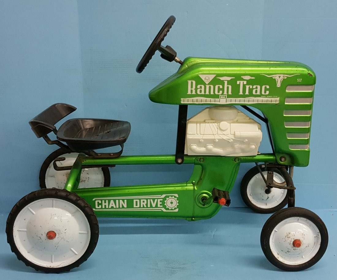 Ranch Trac Chain Drive Pedal Tractor