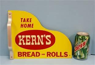 NOS Kern's Bread Door Push/Pull
