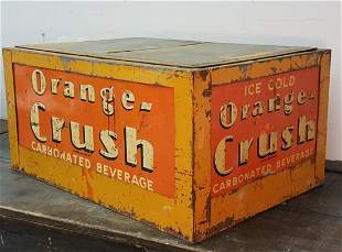 Early Orange Crush Cooler