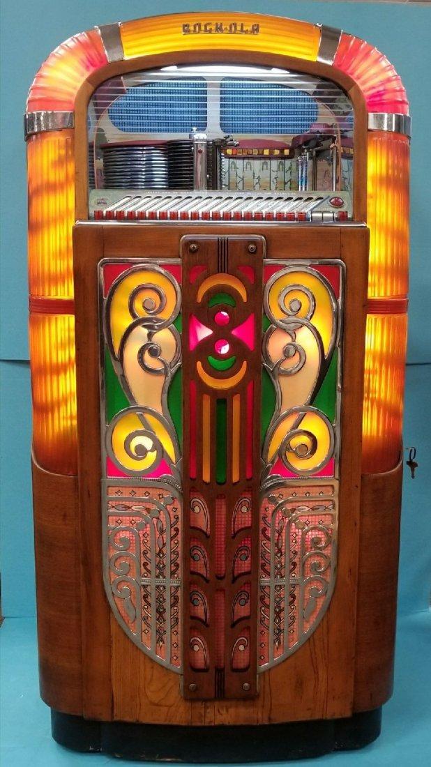 1946 Rockola 1422 Jukebox