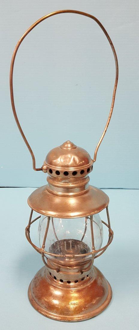 Pullman Railroad Lantern