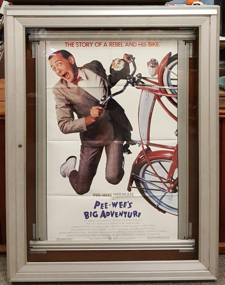 Aluminum Movie Theater Marquee Cabinet