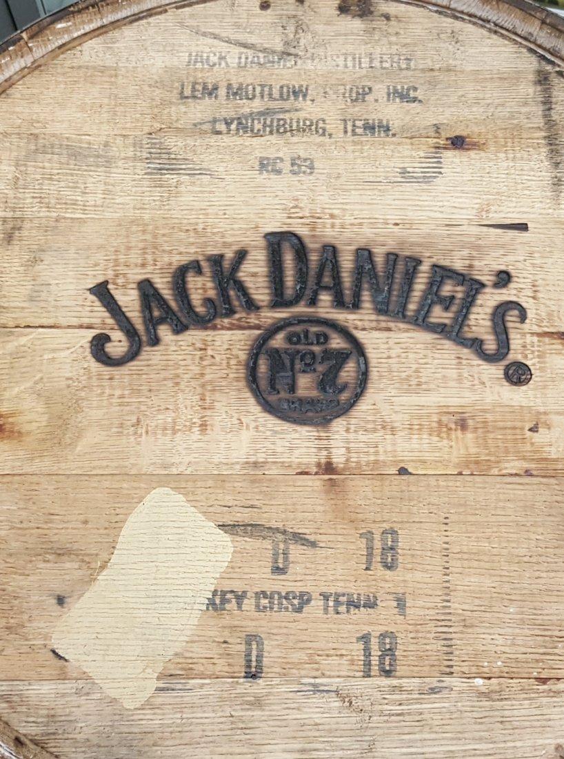 Jack Daniels Whiskey Barrel  Old No. 7 - 2