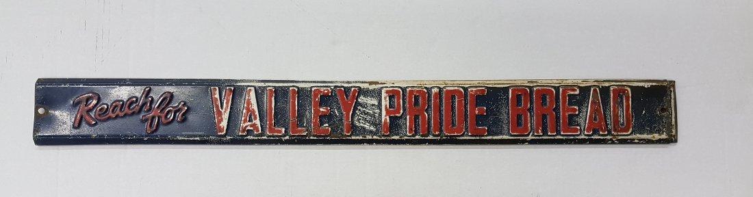 Reach for Valley Pride Bread Door Push