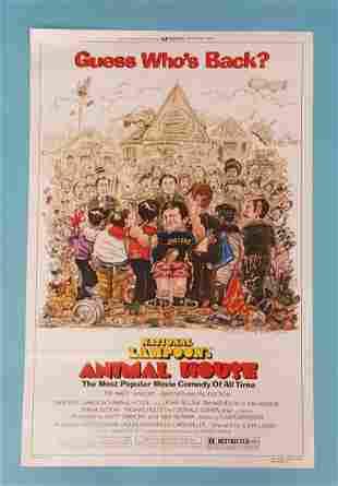 "Animal House 1979 One Sheet 27"" x 41"""