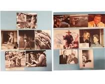Sons of Katie Elder stills, Shootist lobby cards, other