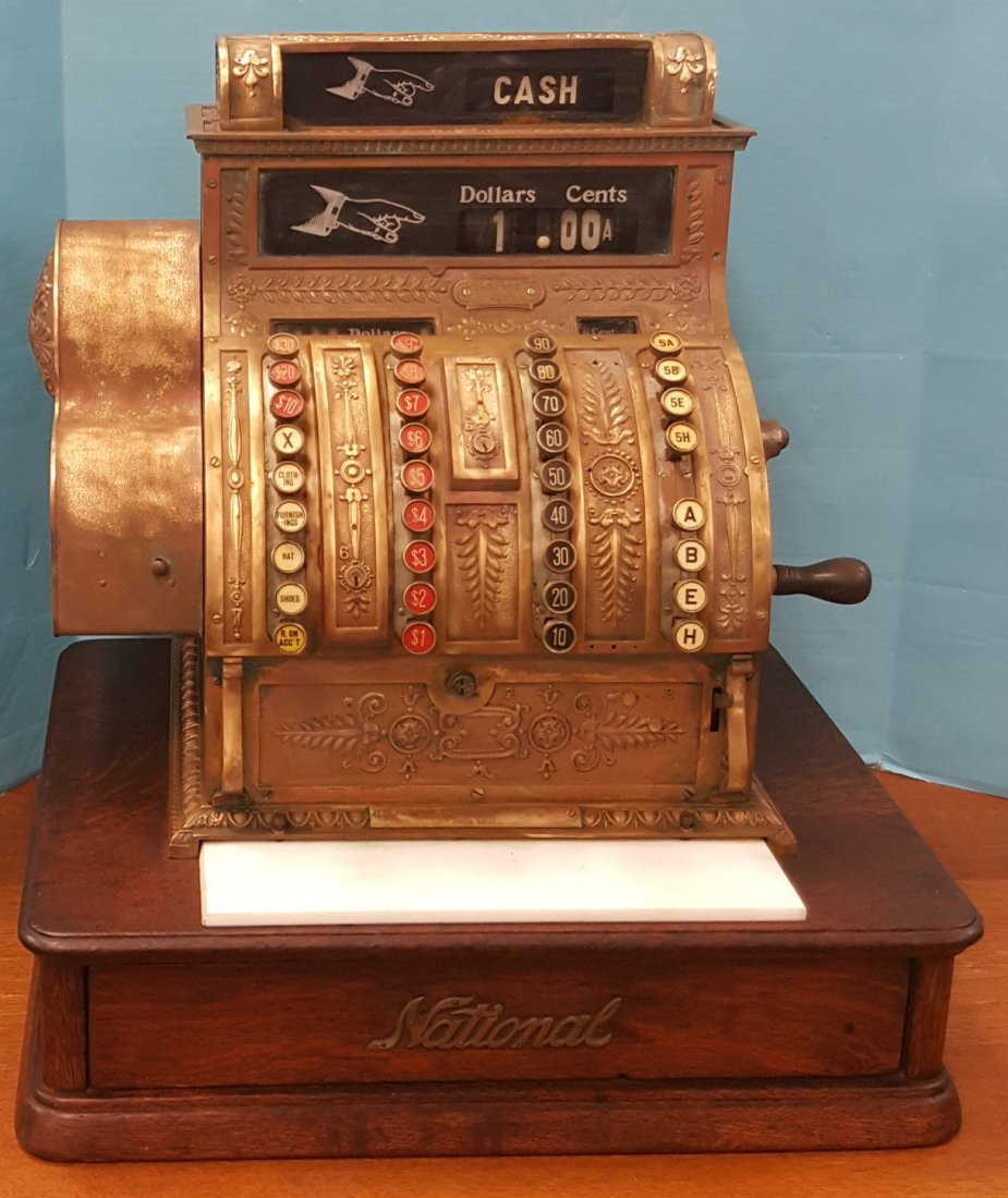 National Cash Register #441