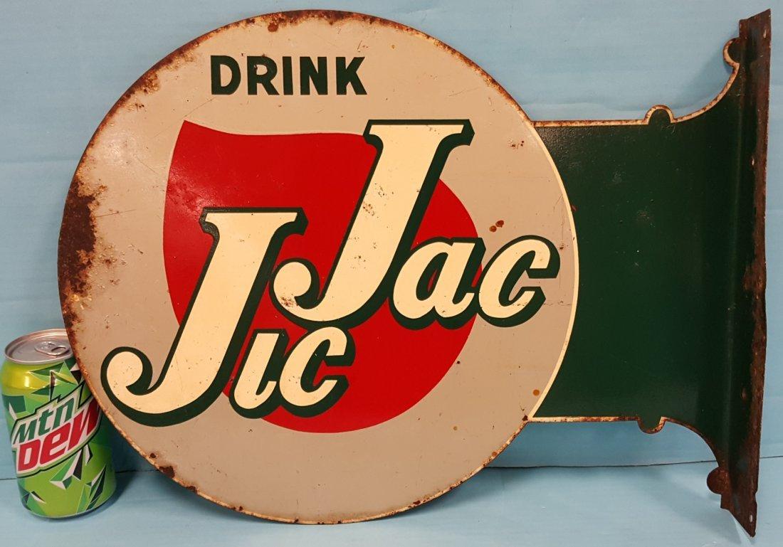 Jic Jac Flange Sign