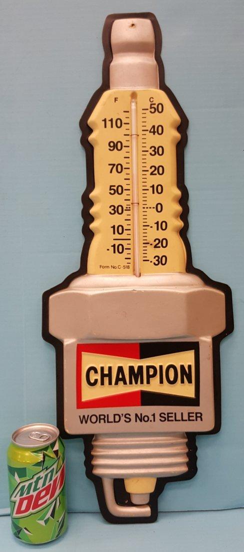 Champion Spark Plug Thermometer