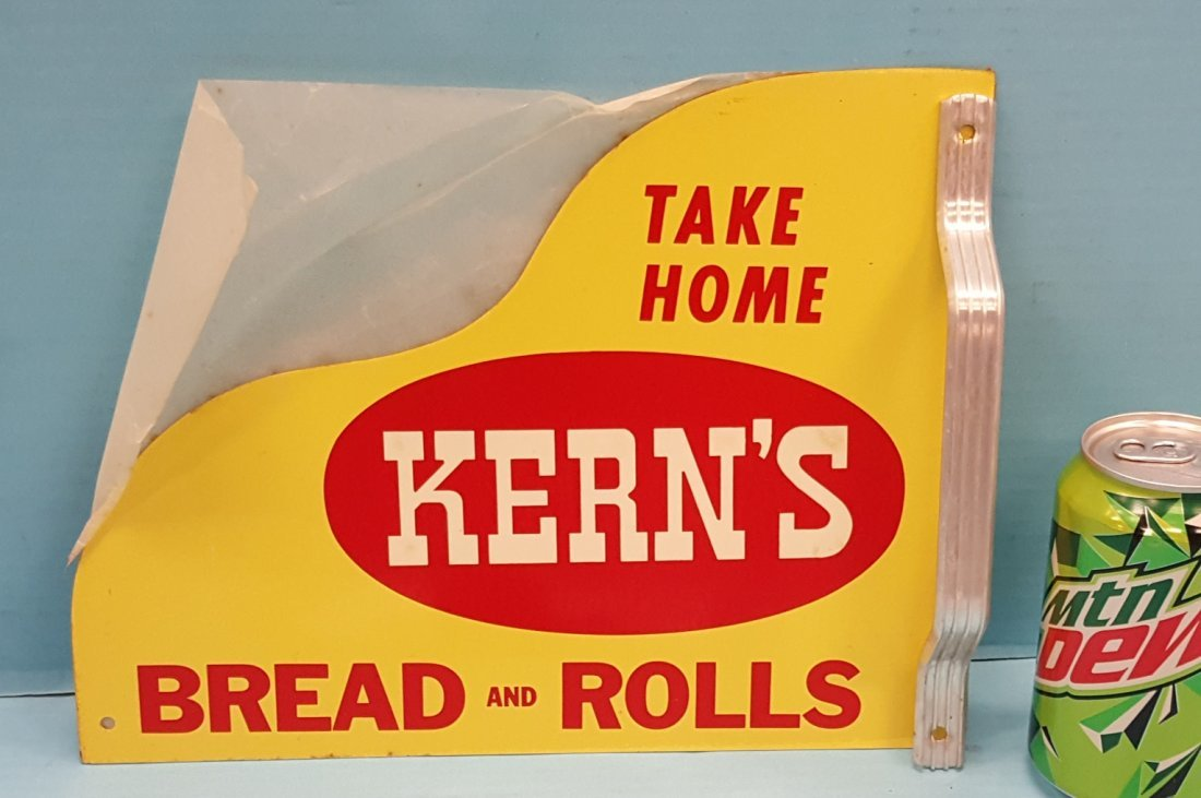 NOS Kern's Bread Door Push/Pull