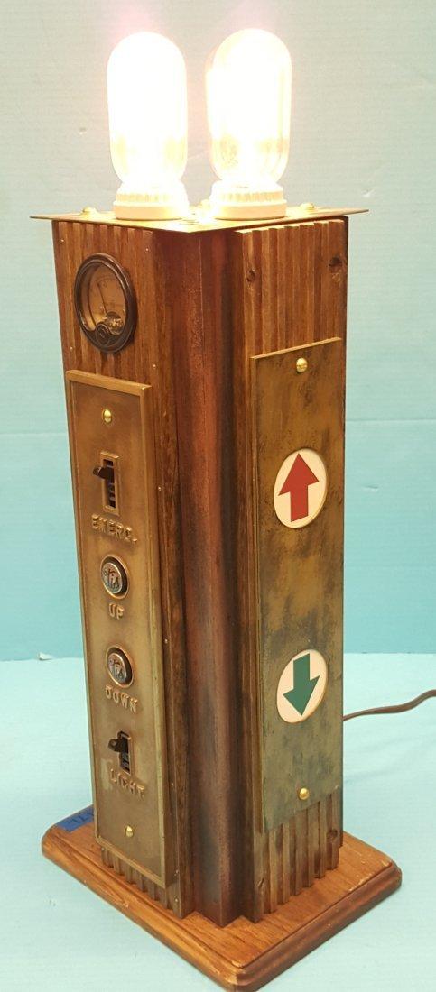 Elevator Control Switch Lamp