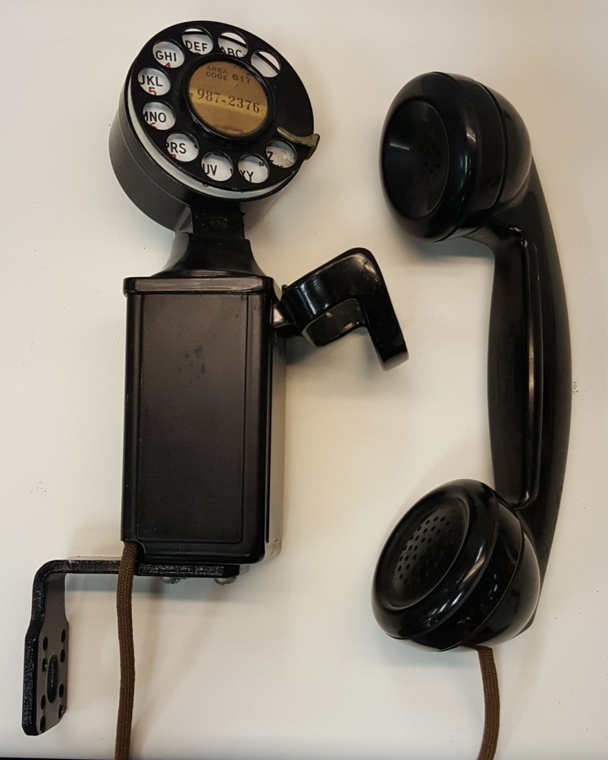 Bell System Western Electric Wall Mount Telephone