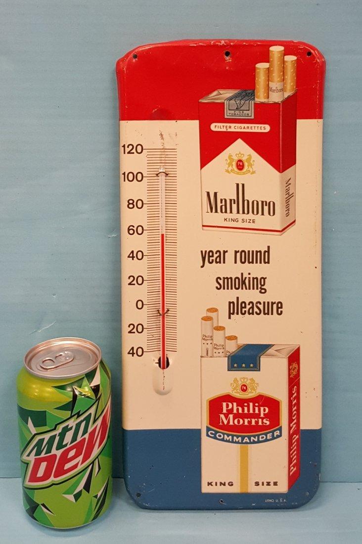 Marlboro Phillip Morris Thermometer
