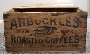 ARBUCKLES Roasted Coffees Box
