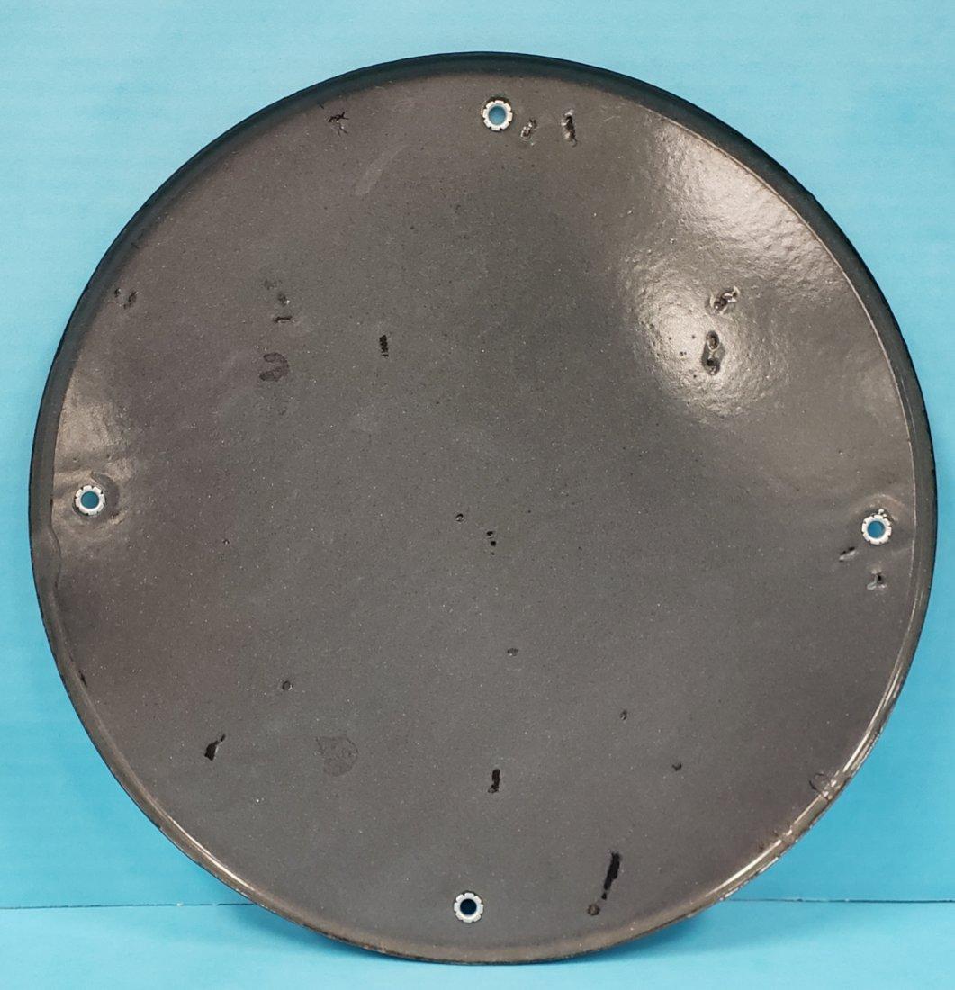 Porcelain Amlico Pump Plate - 2