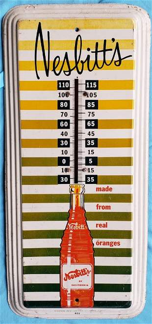 "Nesbitt""s Thermometer Sign"