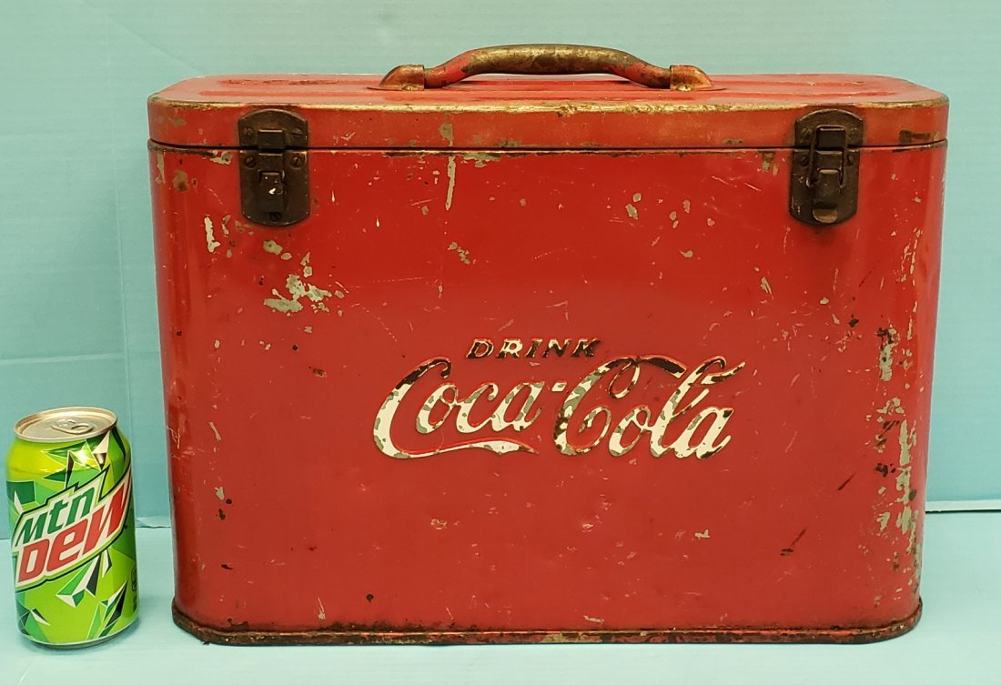 Coca Cola Airline Cooler
