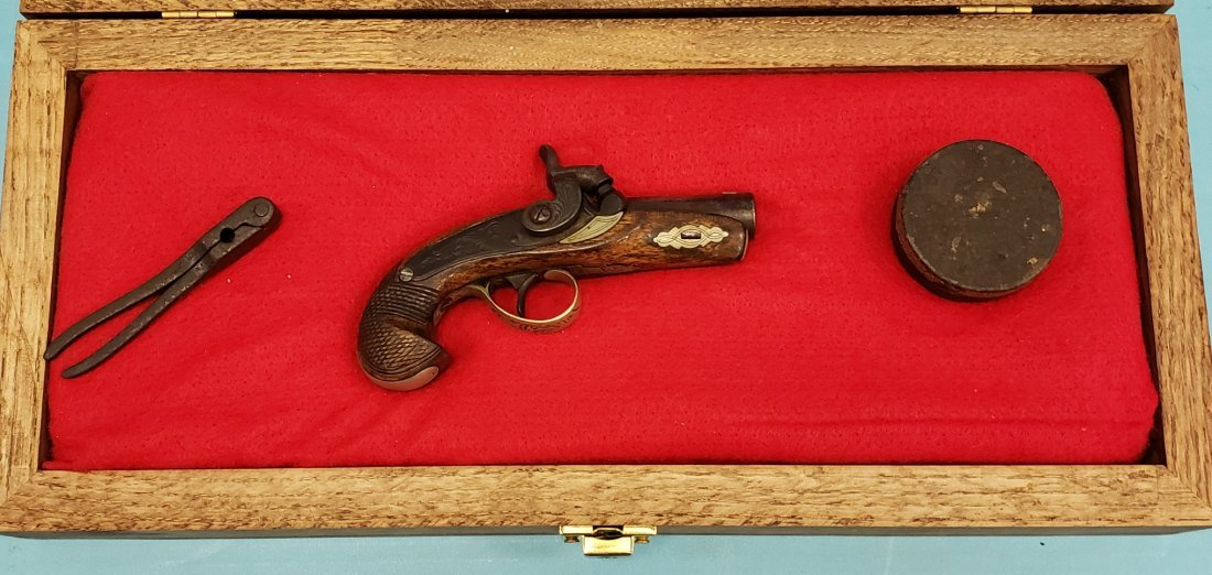 1850's Derringer Pocket Gun