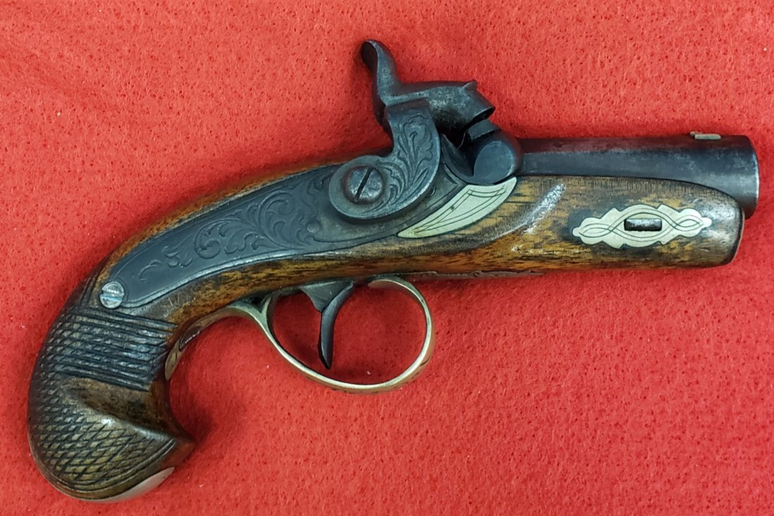 1850's Derringer Pocket Gun - 2