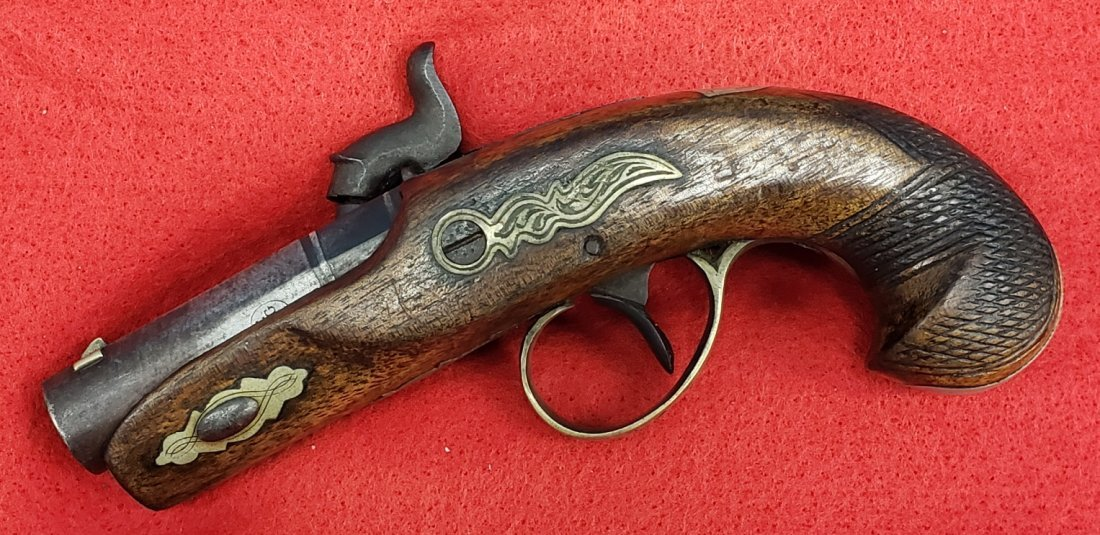 1850's Derringer Pocket Gun - 3