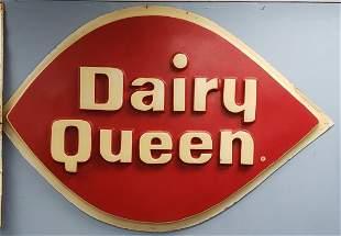 Dairy Queen Store Sign