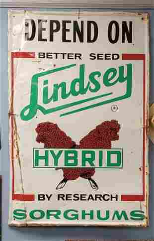 Lindsey Hybrid Sign
