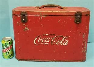 Coca Cola Airline Cooler