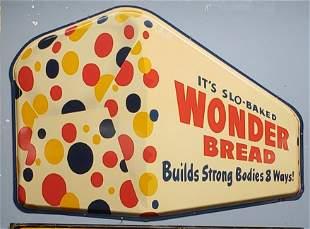 NOS Wonder Bread Sign