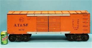 Smith Miller Train Box Car Metal Toy Box