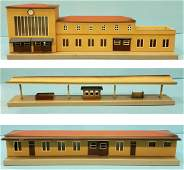 Marklin Train Set Accessories; 419, 415, 423