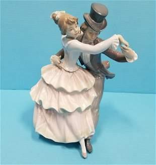 Lladro #5799 Shall We Dance