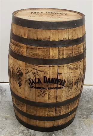 Jack Daniel's Old No. 7 Whiskey Barrel
