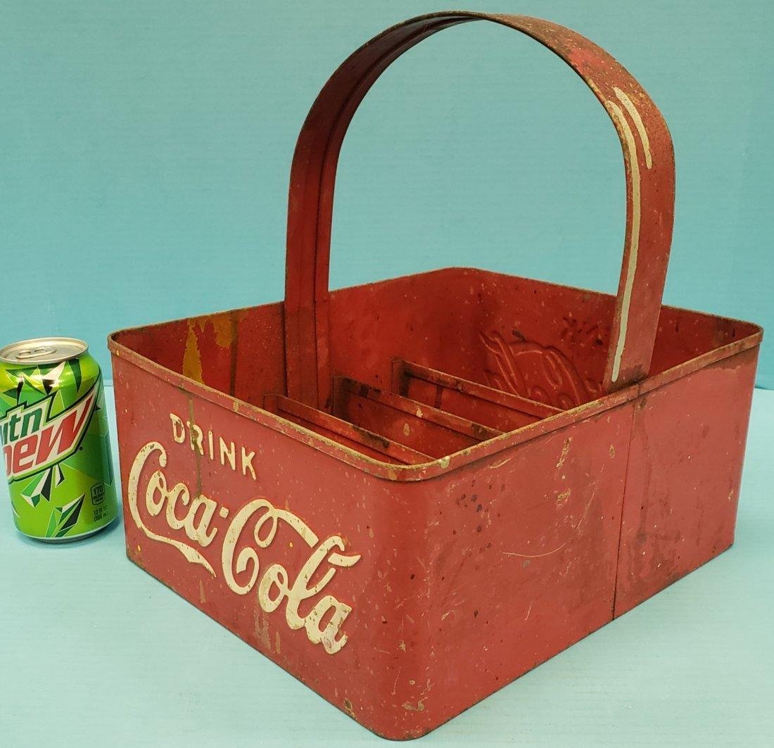 Coca Cola Metal Stadium Carrier