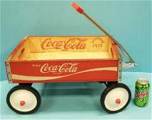 1971 NOS Coca Cola Crate Wagon