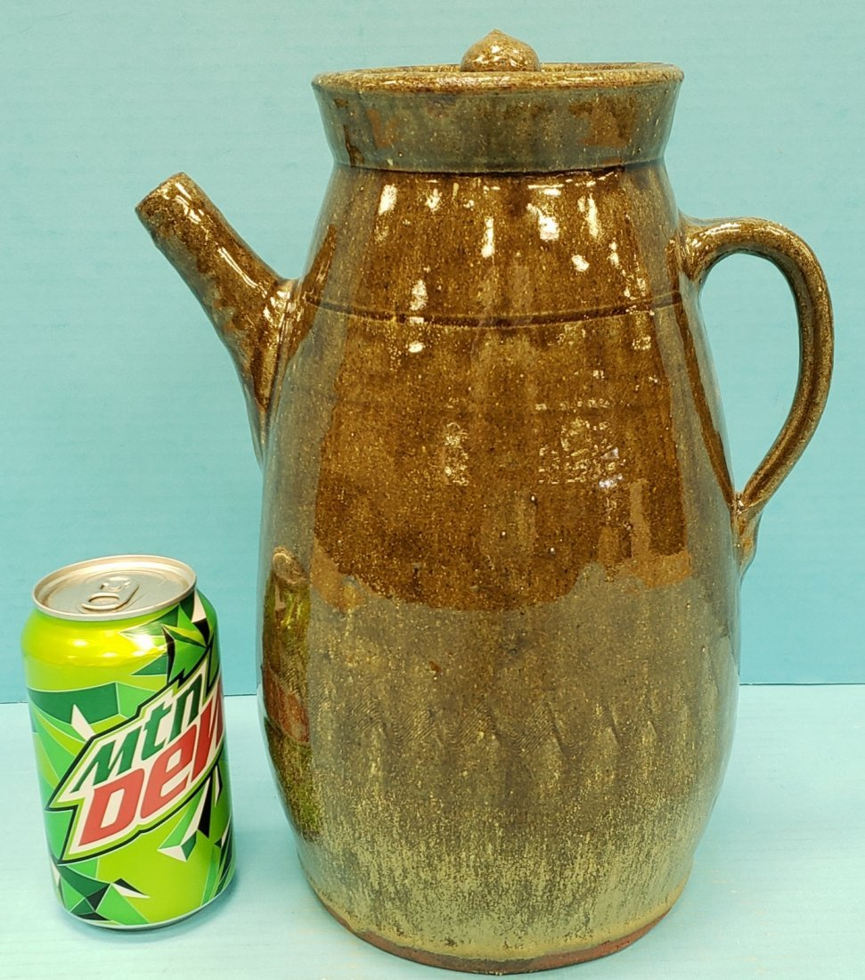 Shelby West Coffee Pot Southern Pottery