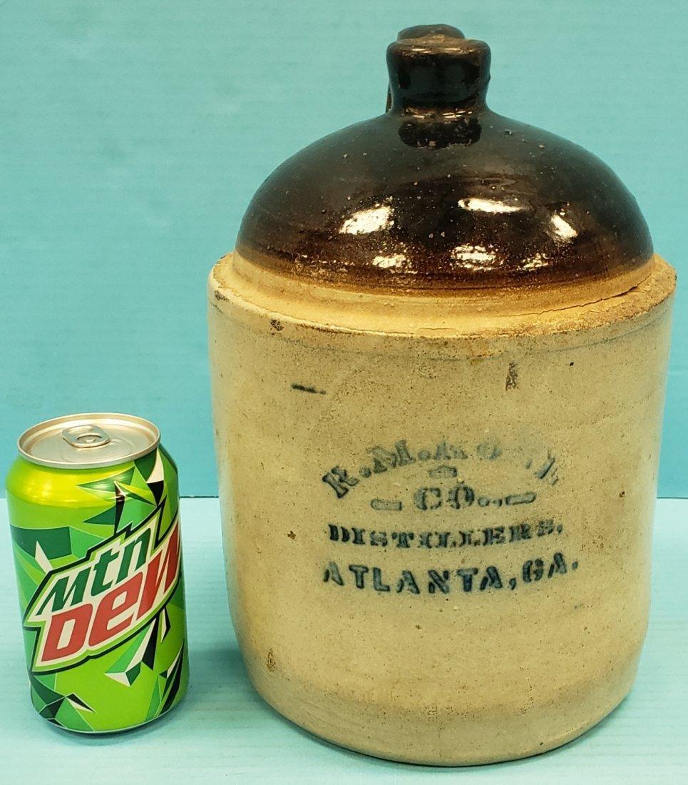 R. M. Rose Co. Distillers Atlanta Jug