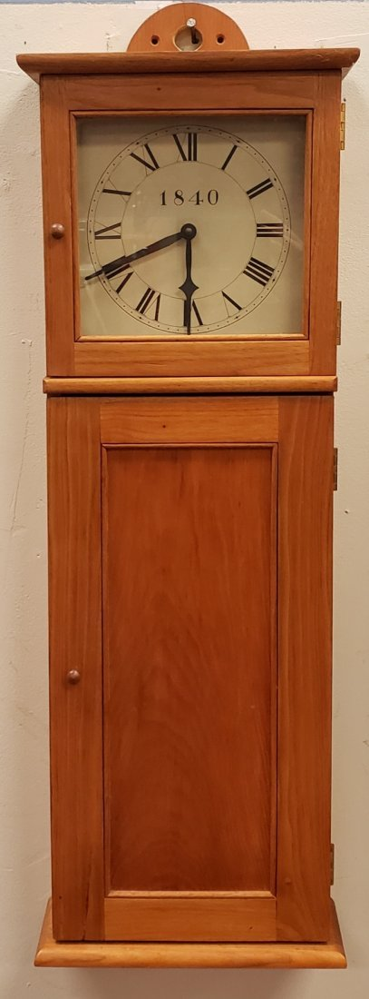 1997 Shaker Style Wall Clock #4