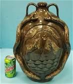 Clint Alderman Civil War Snake Jug Syrup Jar