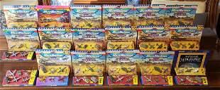25 Micro Machines War Series, Classic Series Unused