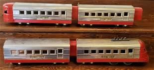 Lionel Jr. Streamliner Train Set