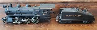 Lionel Steam Switcher 8977 & Pennsylvania Tender