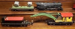Lionel 226E, 2810, 2820, & 3859